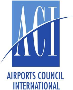 Airports Council International Logo
