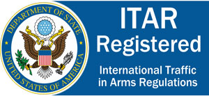 ITAR Registered logo