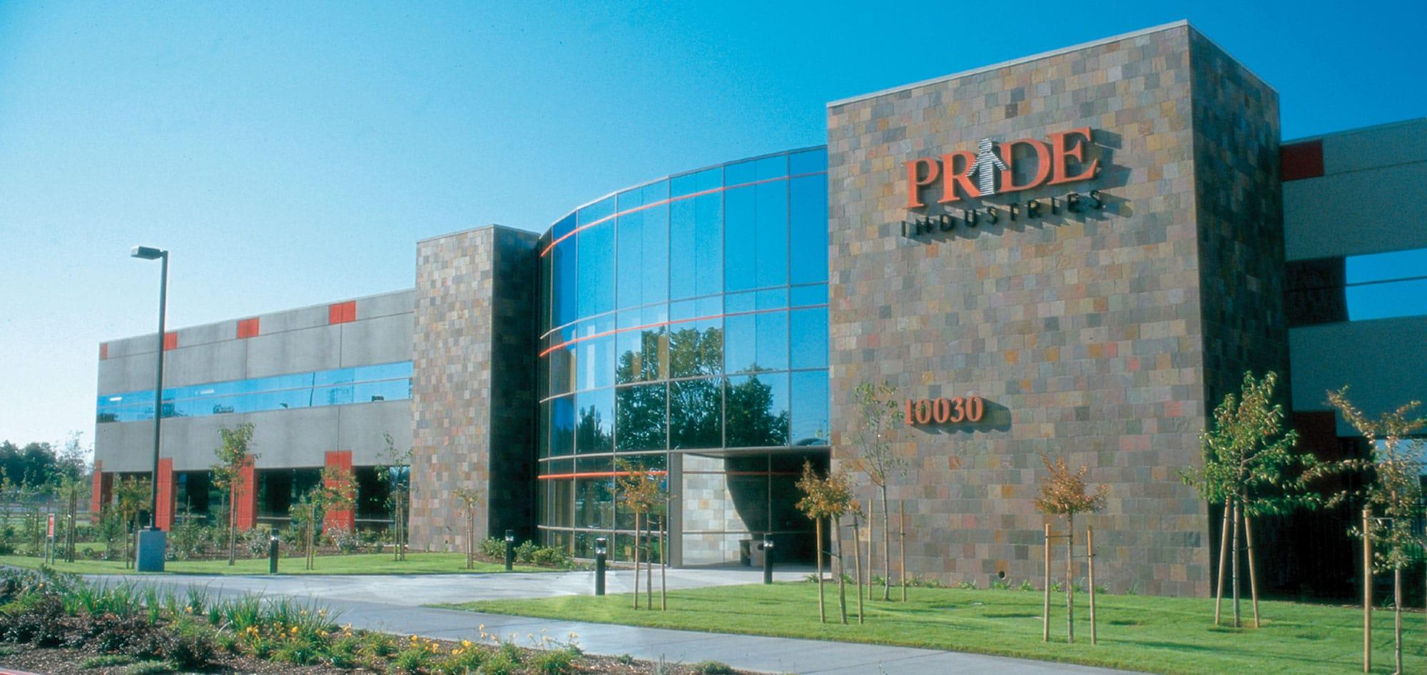 Image of PRIDE Industries headquarters