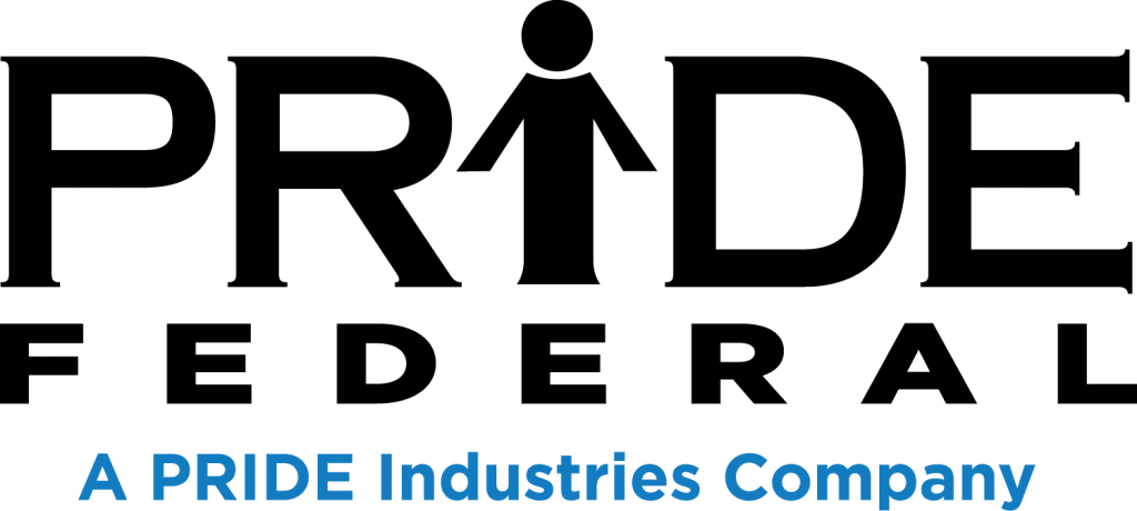PRIDE Federal logo