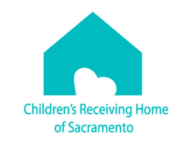 Children's Receiving Home of Sacramento logo