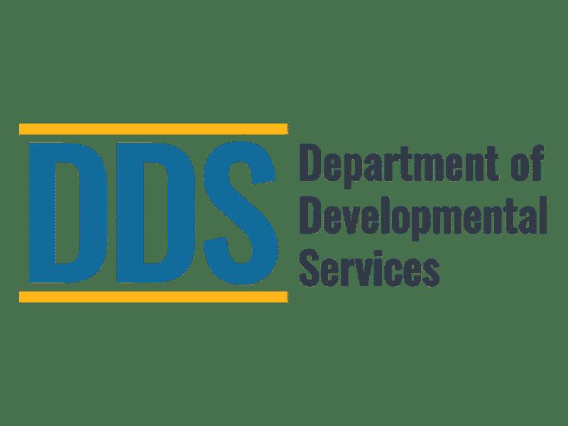 Department developmental services logo