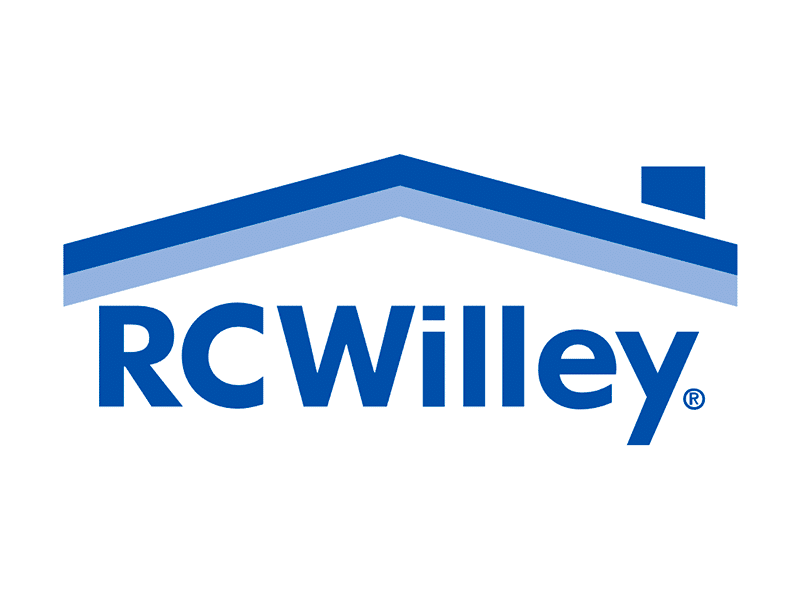 RC Willey logo