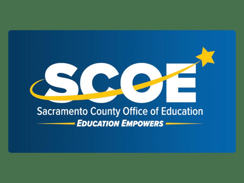 Sacramento County Office of Education logo