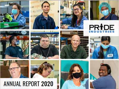 Link to PRIDE Industries Annual Report