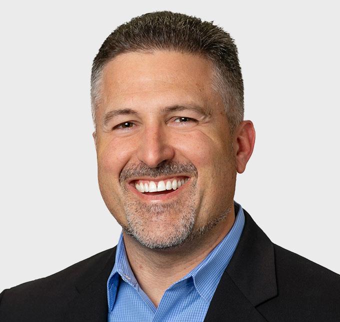 Image of Jeff Dern, CEO of PRIDE Industries