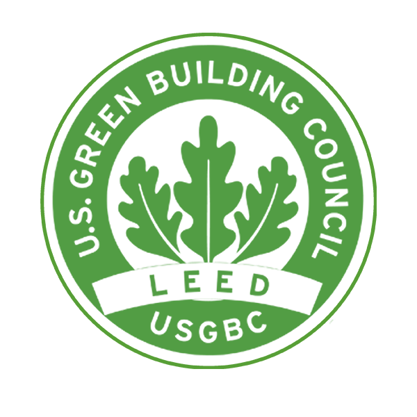 Logo of US Green Building Council LEED