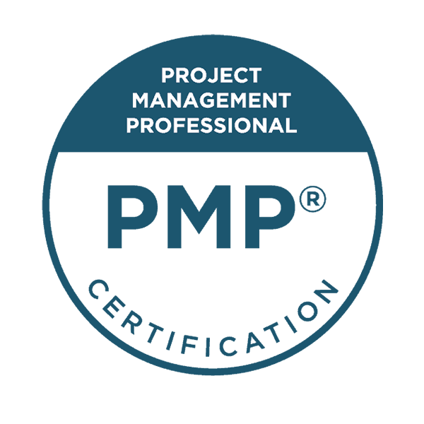 Logo of Project Management Professional Certification