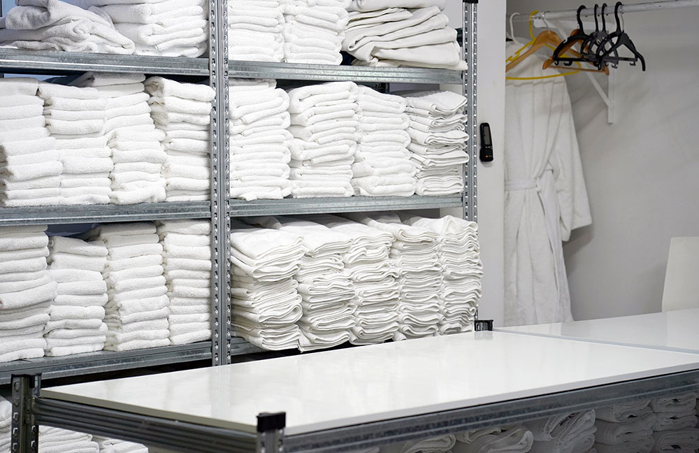 Image of Laundry Services for Hospitality Services