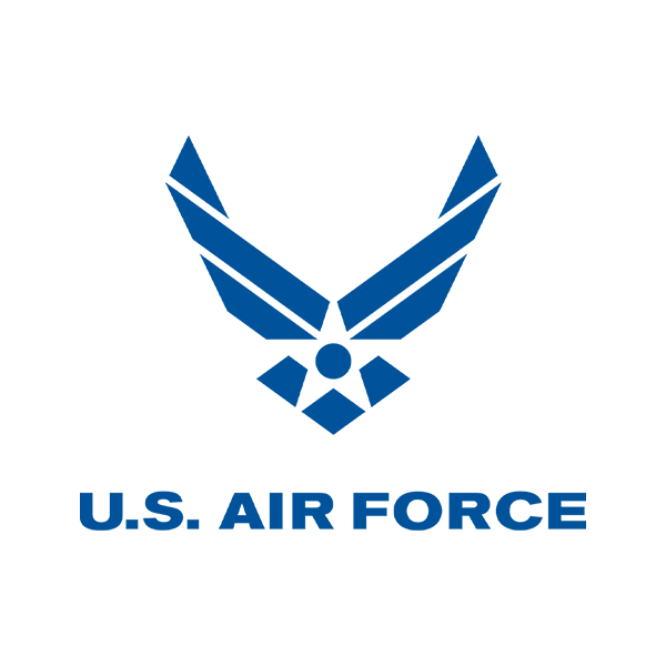 Logo of US Air Force