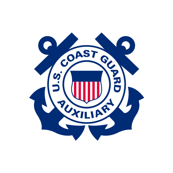 Logo of US Coast Guard Auxiliary
