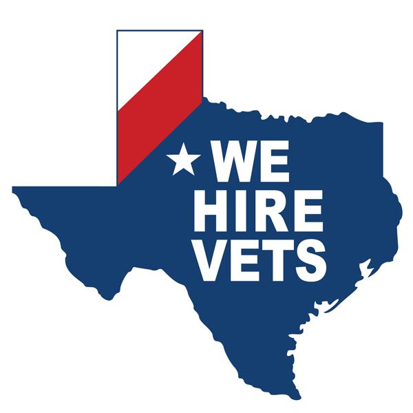 We Hire Vets Logo